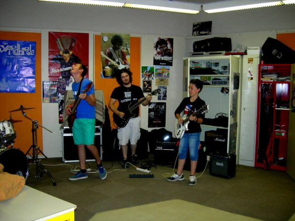 Journée porte ouvertes de l 'école de musique !