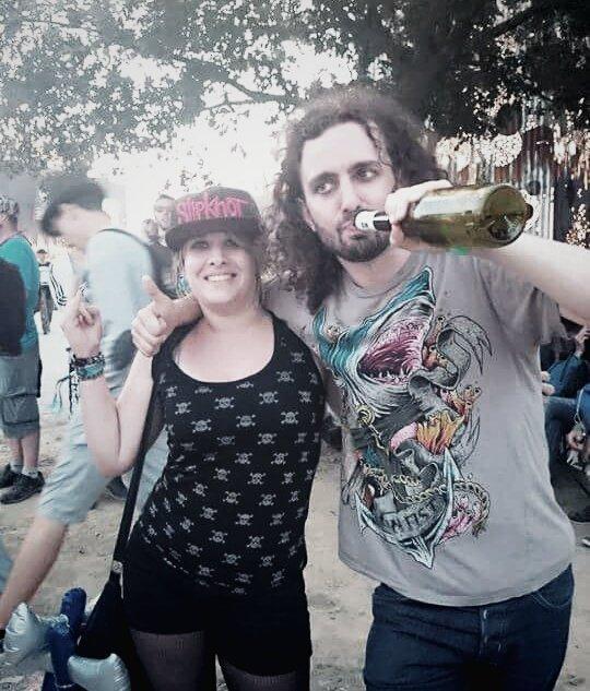 Souvenir d 'été du Festival le Hellfest 2015
