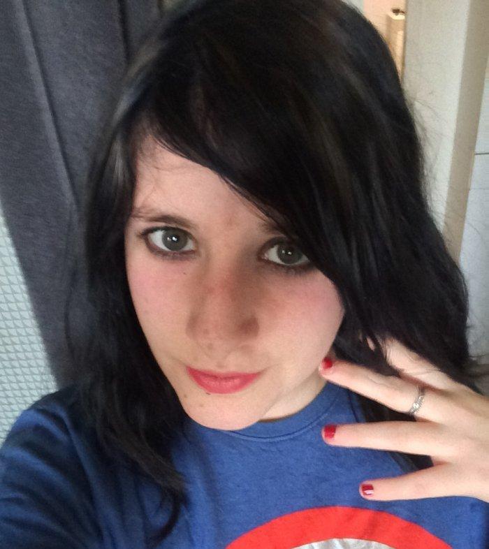 Laura nouveau look
