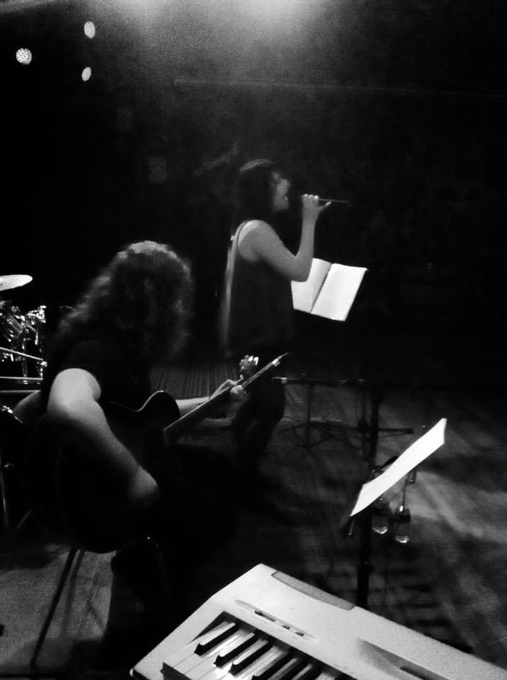 Sonograph ' 12juin 2016 / Laura et Maxime