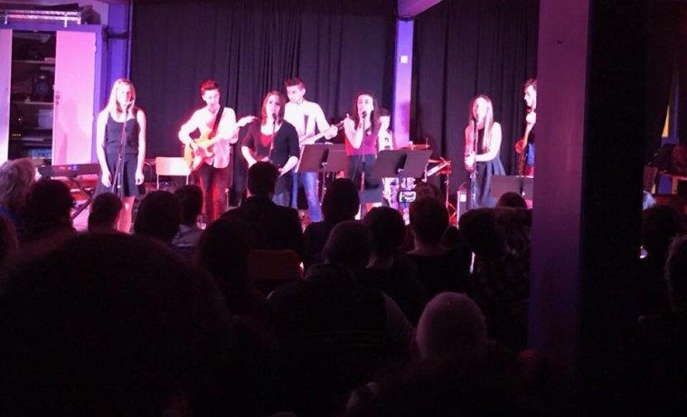 Concert du lundi 6 février 2017 (photos )