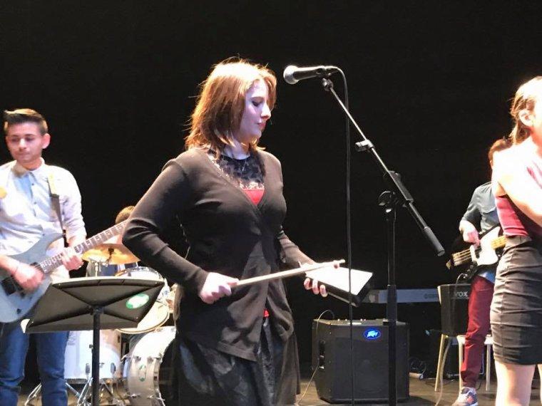 PHOTOS DU CONCERT DU MARDI 07 FEVRIER 2017 à LE THOR  (84)