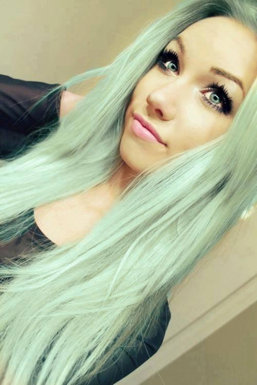 Cheveux originaux