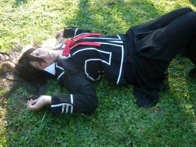 yuuki kuran cosplay
