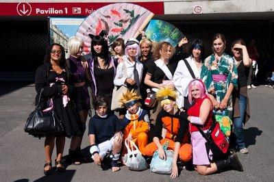 paris manga septembre 2010 compte rendu