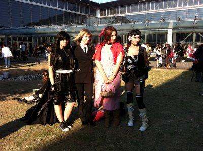 Japan expo samedi