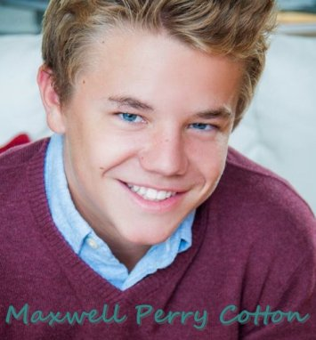 Maxwell Perry Cotton