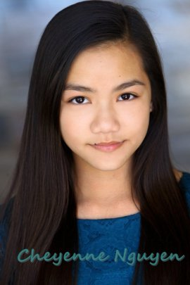 Cheyenne Nguyen
