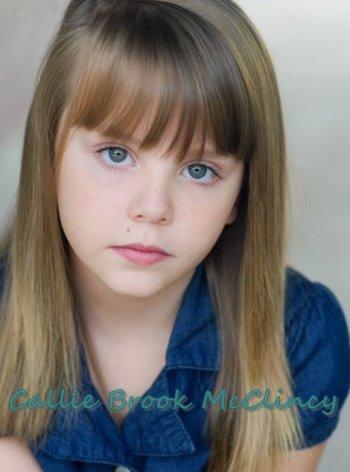Callie Brook McClincy