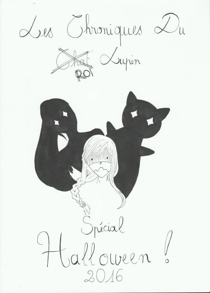 Les Chroniques Du Chat Lupin Spécial Halloween 2016
