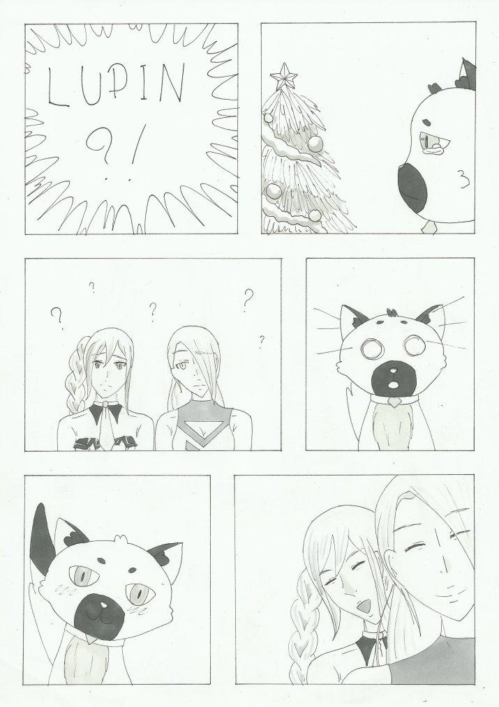 Les Chroniques Du Chat Lupin Spécial Noël 2016