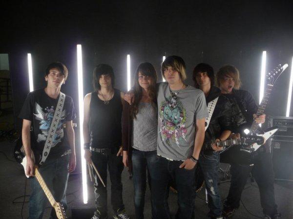 Un groupe en Or ♥