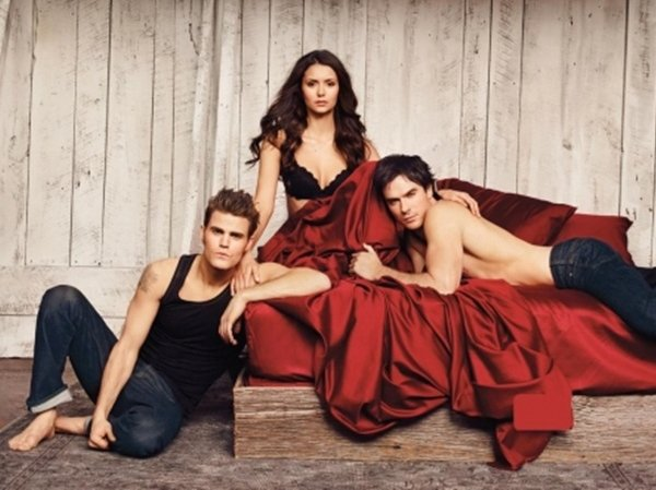 The Vampire Diaries : Nina Dobrev