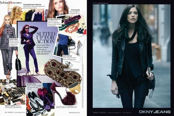 Decouvre les scans de Fashion Magazine