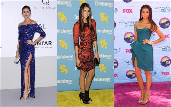 Quel est le meilleur Event de Nina en 2012 ?