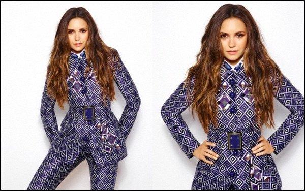 """Découvre des nouvelles photos du photoshoot de Nina pour le magazine """" Fashion """""""