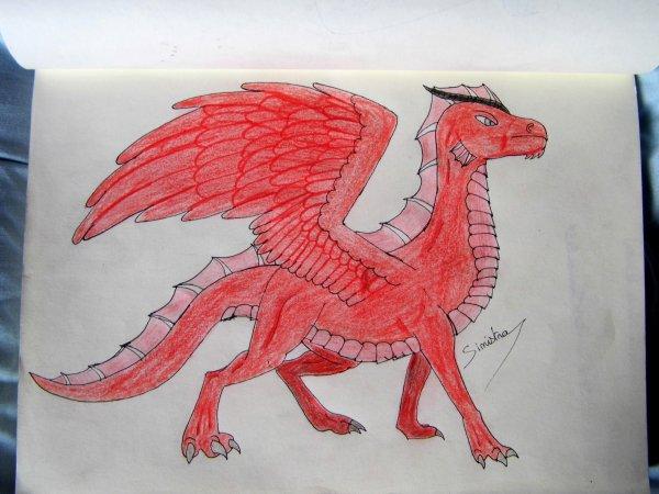 Sven le dragon de Suède (disponible pour les rp d gray man)