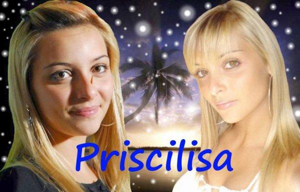 PRISCILISA!