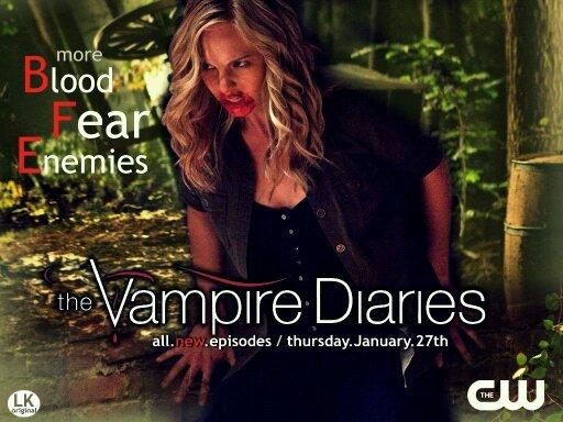 The Vampire Diaries (Caroline)