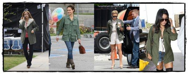 La mode Printemps-été 2013