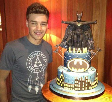 Happy Birthday Liam !