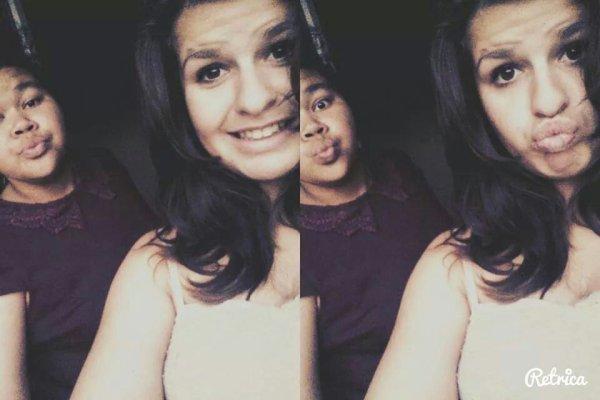 Moi et elle ♥