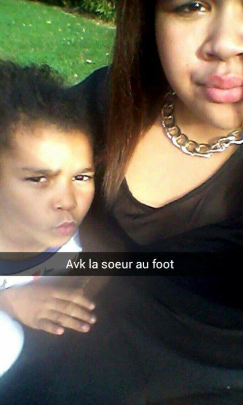 Avk ma petite soeur #Lyzzie ♥