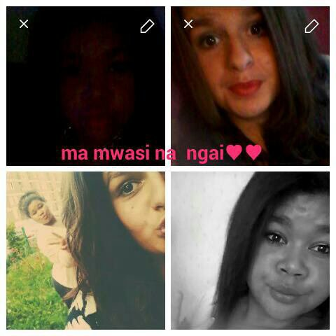 Ma mwasi na ngai ♥(ma femme et moi)