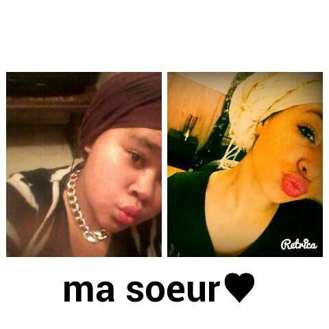Ma soeur ♥