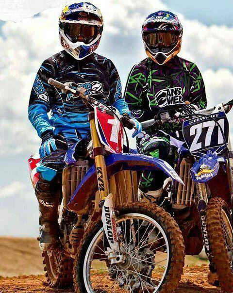James Stewart By motocross sx