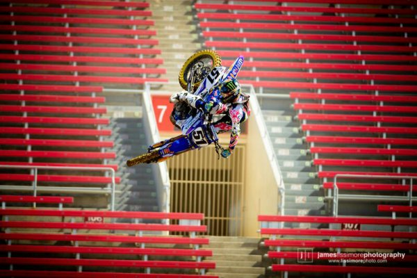 Justin barcia (The Big rider!!!)