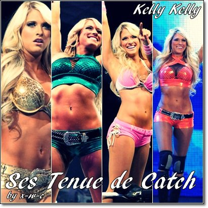 Tenues de catch de Kelly Kelly