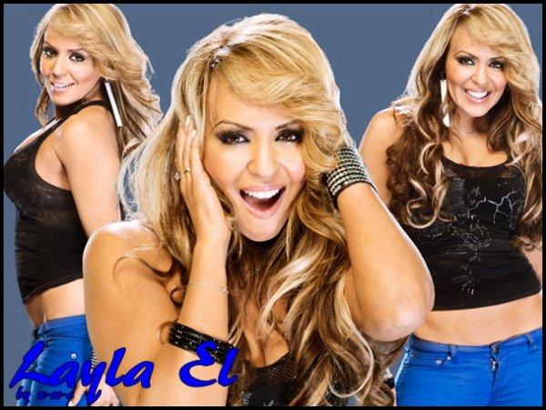 Photoshoots de Layla El