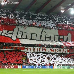 ROYAL STANDARD DE LIEGE <3 !!