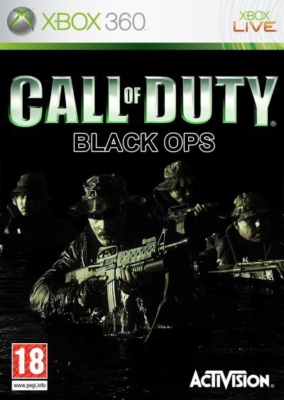 Call Of Duty : Black OPs plus q'une envie un passion ;)