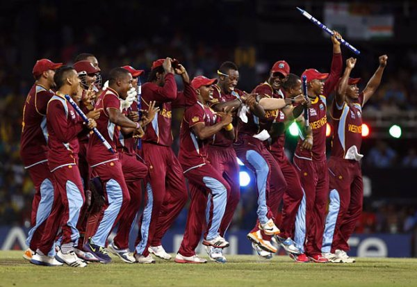 Sri Lanka beat West Indies made ​​T-20's Champion
