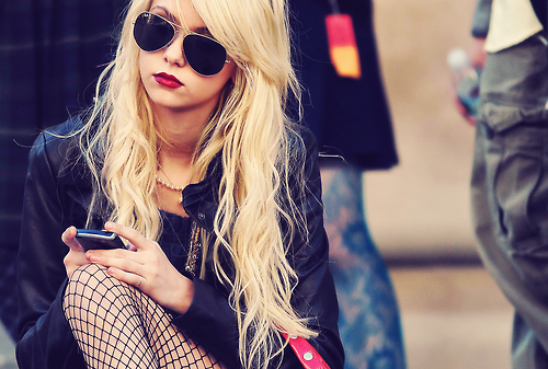 Gossip Girl : Jenny Humphrey : Taylor Momsen