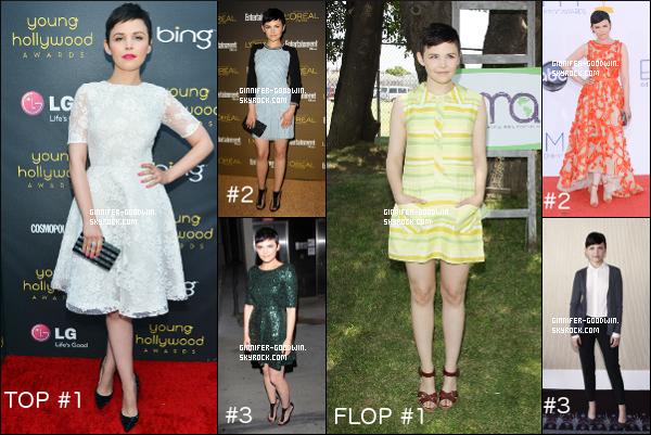 i  Les meilleures et pires tenues de 2012 (Event) de Ginnifer, Top ou Flop ? A vous de choisir ... i