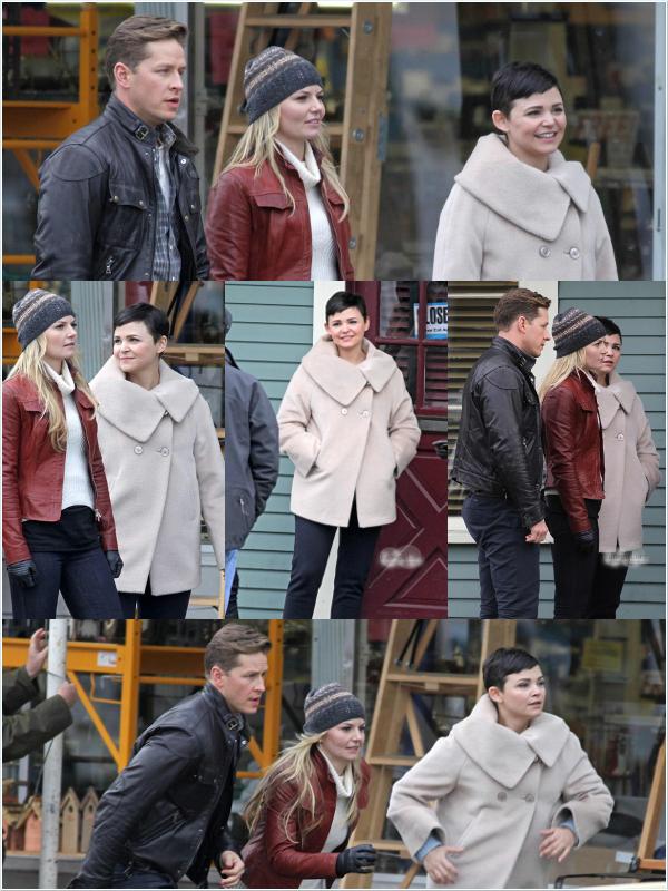 """I Des photos de tournages de l'épisode 10 de la saison 3 de Ouat """"The New Neverland"""" viennent d'apparaitre. I"""