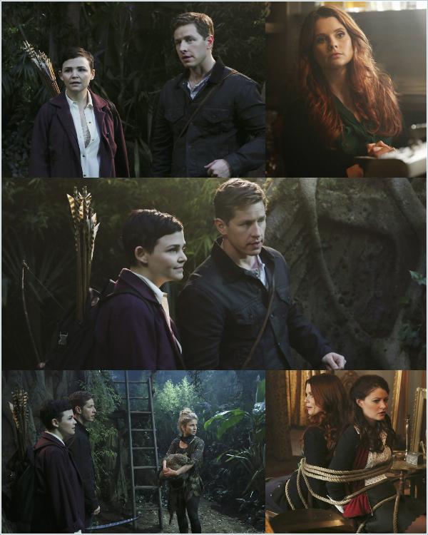 """I Découvre les stills de l'épisode 3x07 de Ouat """"Dark Hollow"""" I"""