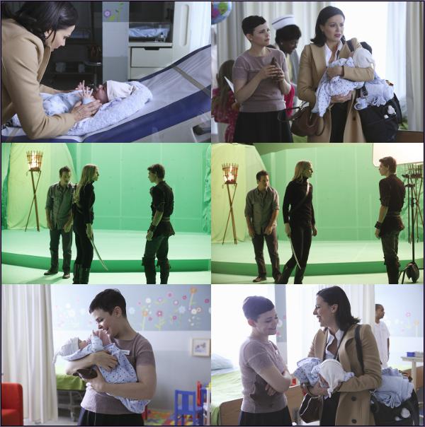 Découvre les stills de l'épisode 09, Save Henry (diffusé aux USA le 1er décembre 2013)