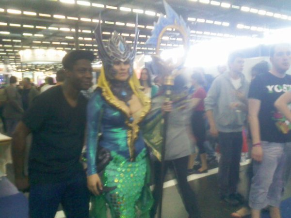 La Japan Expo, samedi 6 Juillet 2013