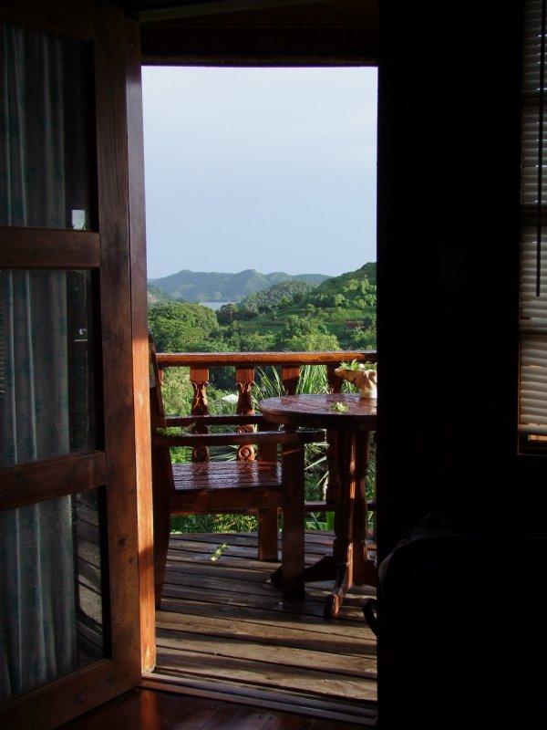 Porte sur Palau
