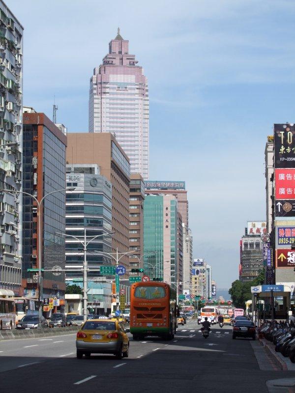 Ville de Taipei 4