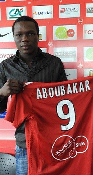 9 - Aboubakar Vincent