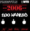 "FREESTYLE 2006  2WTD / Serieux man  - jmd feat jkf -  ( extrait de mon 1er projet ""Freestyle 2006  2WTD"" ) (2006)"