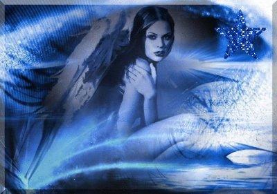 Une fée luciolée, des étoiles mentholées....Aimer à perdre la raison.