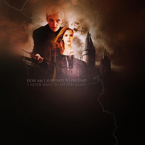 Les Z'amours de Drago et Hermione