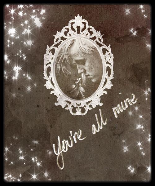 Le miroir du prince.