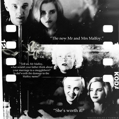Les Métamorphoses de Draco. (Suite des Amours d'Hermione)